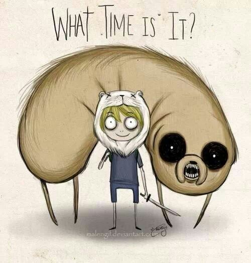 Creepy pasta adventure time