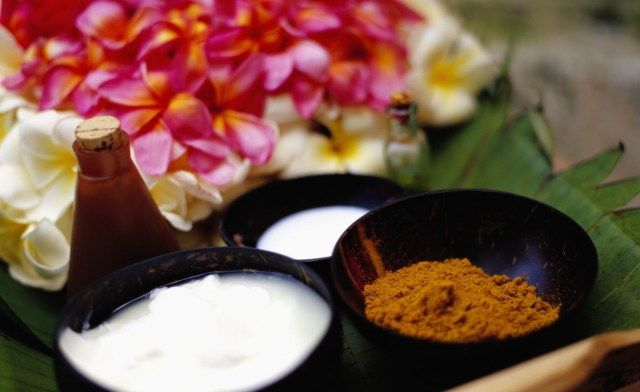 """Ayurveda meaning """"knowledge for long life"""" is a system of traditional medicine native to India. The practice of Ayurvedic medicine is thousands of years old and stresses the use of plant-based medicines and treatments to promote a healthy and balanced body and mind. Ayurvedic hair... Read More"""
