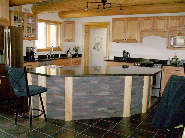 Kitchen Interior! Call today for more information @ 250-566-8483 we would be happy to answer any of your questions!