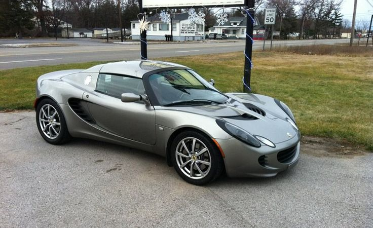 The 52 Coolest Cars of the last 50 Years-2005 Lotus Elise
