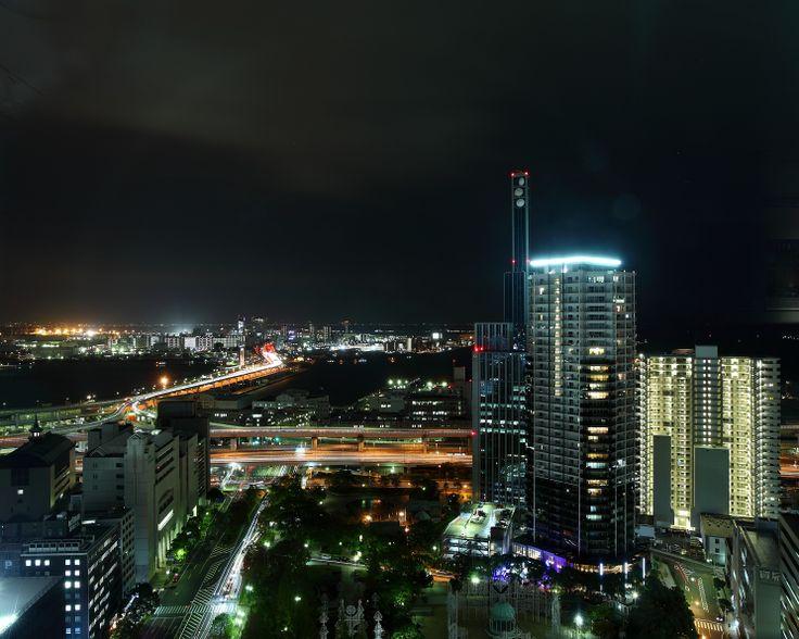 Kobe bei Nacht - 27. November 2013