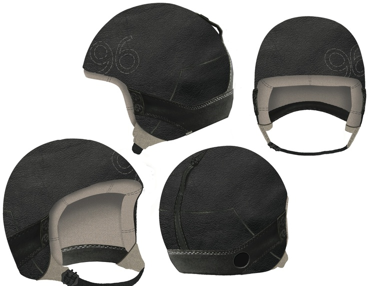 Helmet Design for G-star RAW (group project)