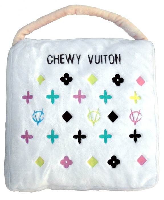 Chewy Vuiton Pet Bed, lepetittom.nl #Dog_Bed