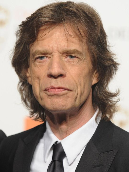 Mick Jagger....A music legend..love him or hate him...There is probably no one on this planet who has not heard him rock out a song with the famed Rolling Stones...even today as he approaches 70 years of age and is about to go on Tour...again...God bless him..There's hope for us all