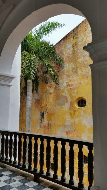 Palacio de la Inquisición en Cartagena de Indias