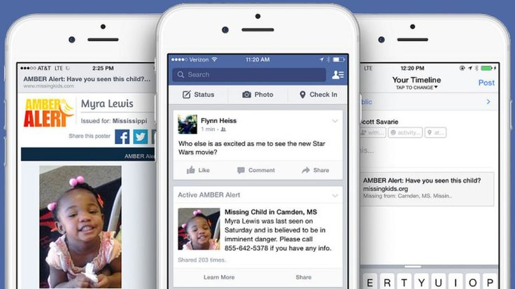 Facebook to add missing child alerts to your news feed
