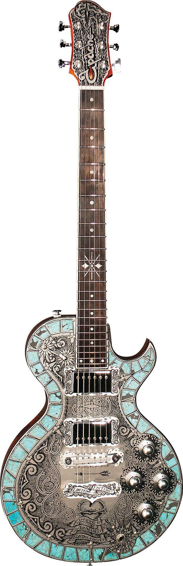 Teye Apache | Vintage Guitar® magazine