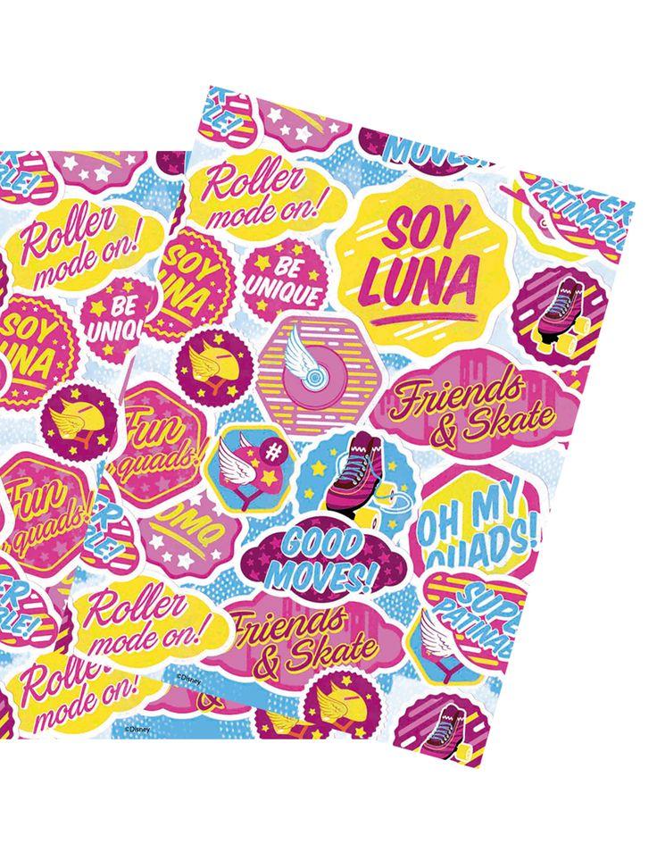 Tovaglia di plastica Soy Luna™ su VegaooParty, negozio di articoli per feste. Scopri il maggior catalogo di addobbi e decorazioni per feste del web,  sempre al miglior prezzo!