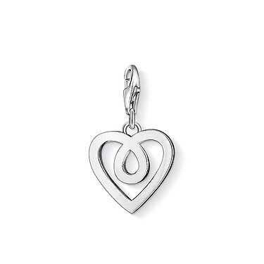 This lovely #heart by #THOMASSABO #CharmClub just means one thing: Eternal #