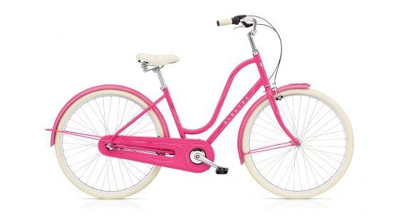 Electra Amsterdam Original 3i ladies deep pink