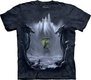 Lost Valley - T-shirt The Mountain