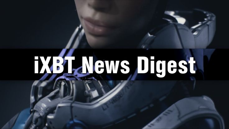 iXBT News Digest – Nvidia GeForce GTX 1080, разработки Microsoft, забавн...
