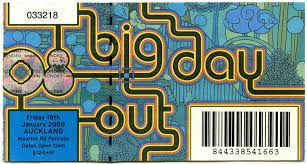 Image result for big day out ticket