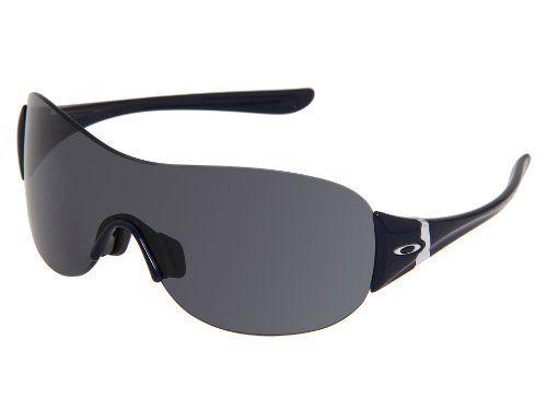 Oakley Women's Miss Conduct Asian Fit Sunglasses (Pacific Frame/Grey Lens) Oakley. $119.99