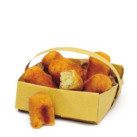 Ricetta Crocchette di patate ai 3 sapori