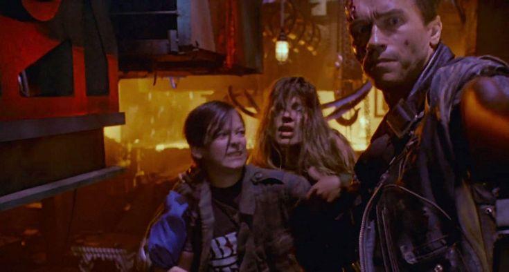 Concours Terminator 2 Le Jugement dernier 3D en DVD, Blu-ray & 4K UHD : Dans le cadre de la sortie du film réalisé par James Cameron, remportez 2 DVD