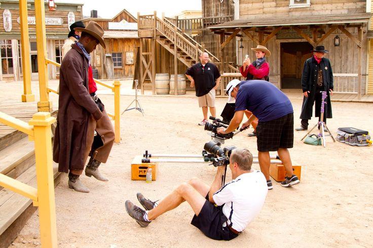 "Behind the scenes of the Arizona Football team during the making of ""Hard Edge II."""