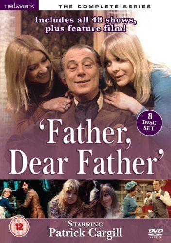 Father Dear Father - The Complete Series [DVD] DVD ~ Patrick Cargill, http://www.amazon.co.uk/dp/B0042OF6KO/ref=cm_sw_r_pi_dp_psyBtb1QDW7ZP
