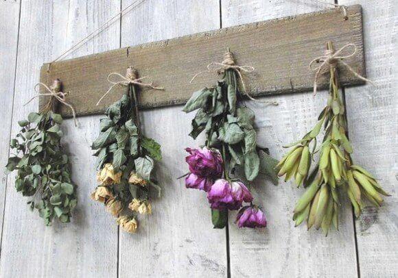 Recetas para hacer popurrí de flores o especias