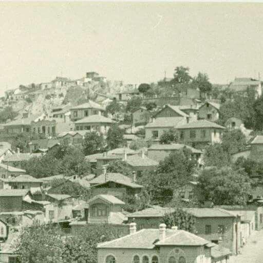 19 yy. başları Ankara evleri