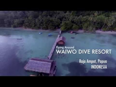 Pantai Waiwo Salah Satu Surga Snorkeling dan Diving di Papua Barat - Papua Barat