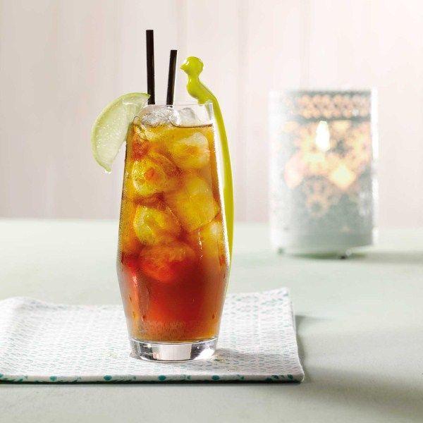 Voel de #zomer met een Cuba libre in je hand! #cocktail #WeightWatchers #WWrecept