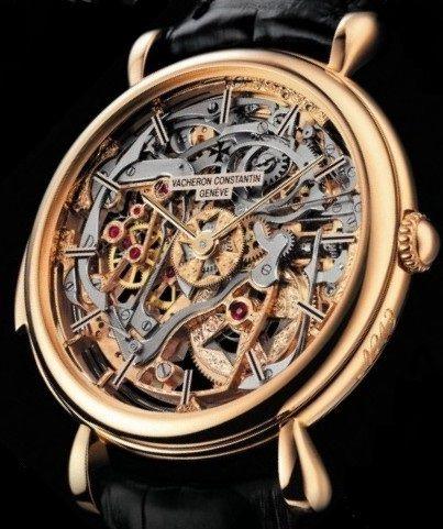 Vacheron Constantin -  Illlusso Degli-orologi Da Oumo