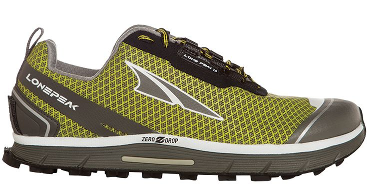 Backpacker.com reviews the Altra Lone Peak NeoShell - A waterproof exterior and plenty of cushioning make this ultralight trail runner comfortable for 20-plus-mile winter runs and hikes.