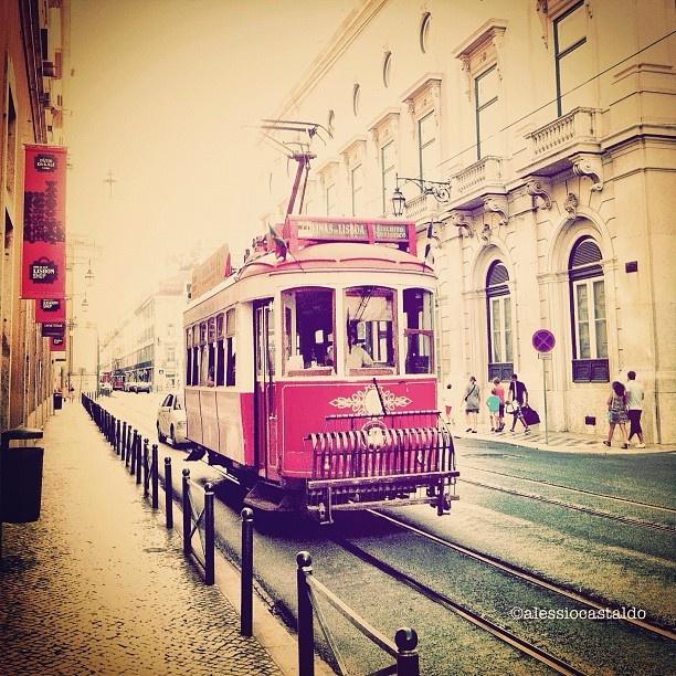 #Lisbon series