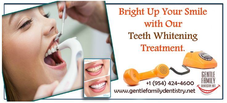 You can stain your teeth? We are here to help you. Our teeth whitening treatment is a fast effective way to whiten your teeth. For more details contact our dentist or visit our website.