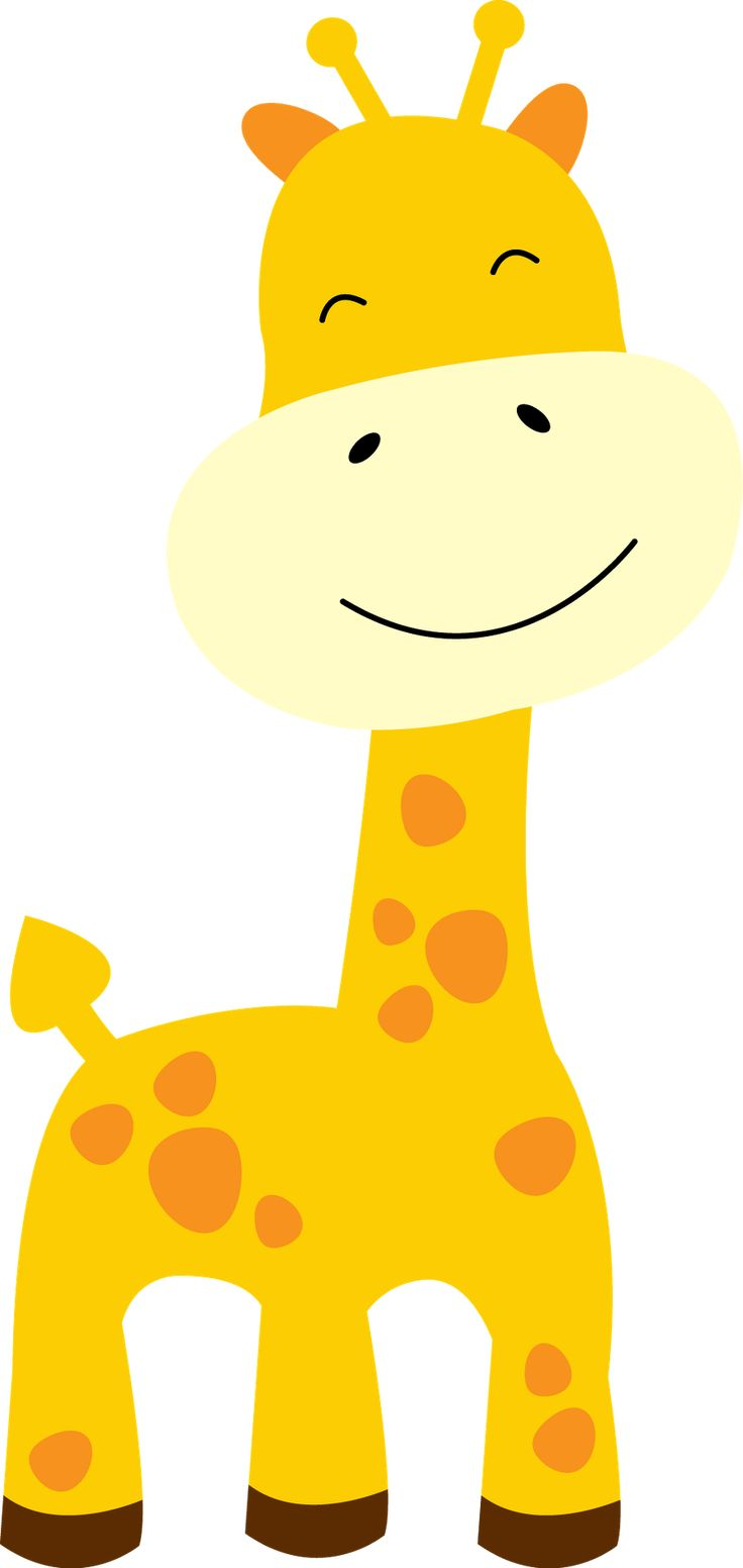 clipart baby giraffe - photo #9