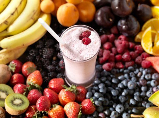 Pre-Workout Smoothie & Post-Workout smoothie