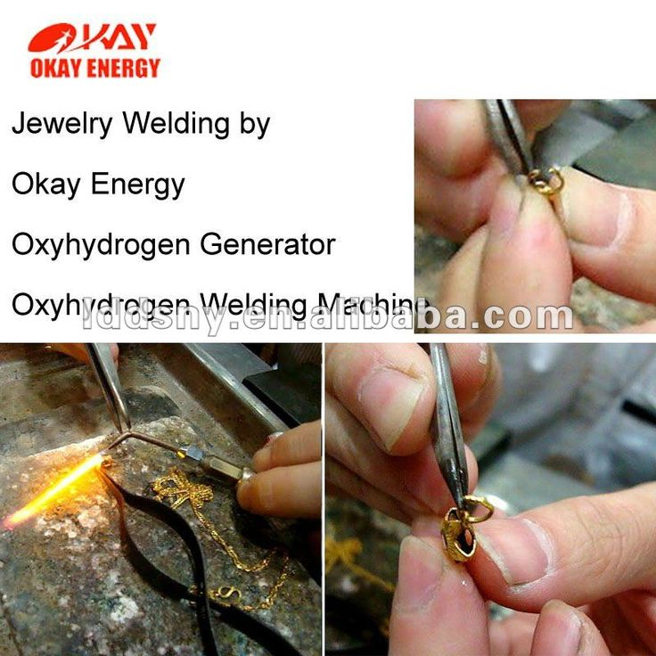 Portable High Efficiency Jewelry Welding Machine / Water Welding Machine / Oxyhydrogen Flame Spot Welding Machine