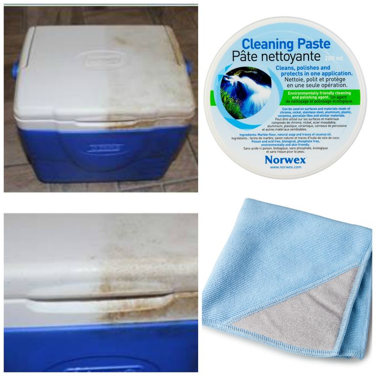 Cleaning Paste And Scrubby Corner Cloth Http Www