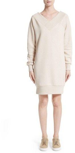 Burberry Women's Taro Sweatshirt Dress
