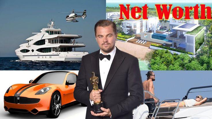 Leonardo DiCaprio's Lifestyle 2018 Net Worth, Salary, Cars, School Biogr...