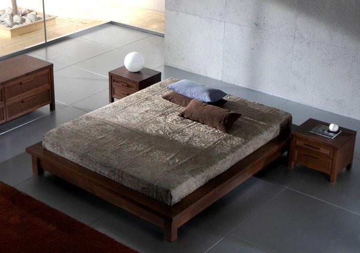 Oltre 25 fantastiche idee su letto senza testata su - Letto matrimoniale basso ...
