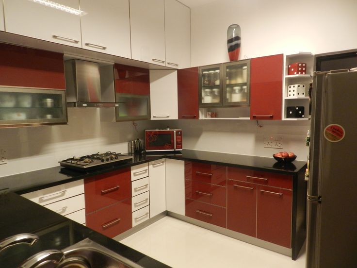Modular Kitchen. Furniture ...