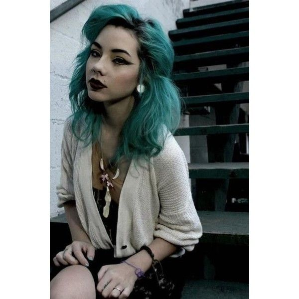 Пастель Гот. Pastel Goth Style. ❤ liked on Polyvore featuring accessories, hair accessories, hair, goth hair accessories and gothic hair accessories