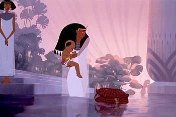 prince of egypt Queen