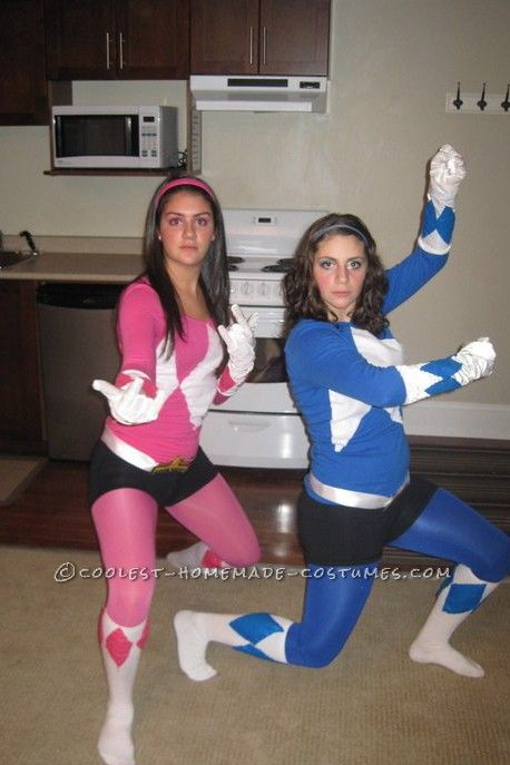 Awesome Go Go Power Rangers Group Costume ...This website is the Pinterest of costumes