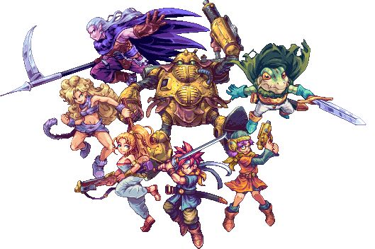 Chrono Trigger by AbyssWolf.deviantart.com on @deviantART