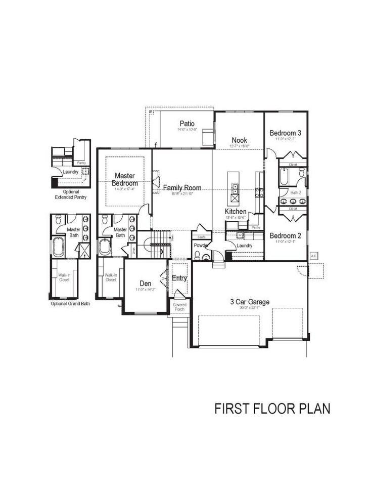 286 best images about house plans on pinterest european house plans home design and bedrooms