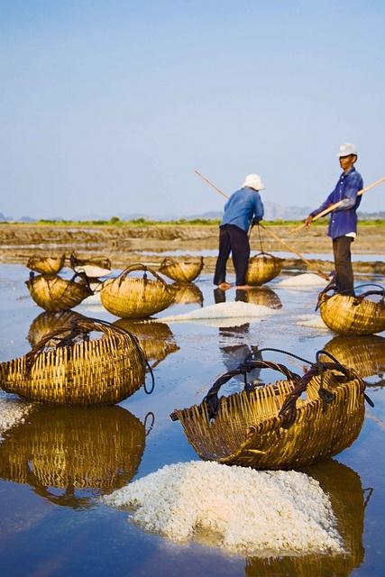 Kampot Salt Fields by DarrenWilch, via Flickr