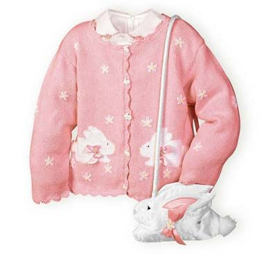 22 best easter gift items images on pinterest easter gift baby cottontail easter sweater negle Image collections