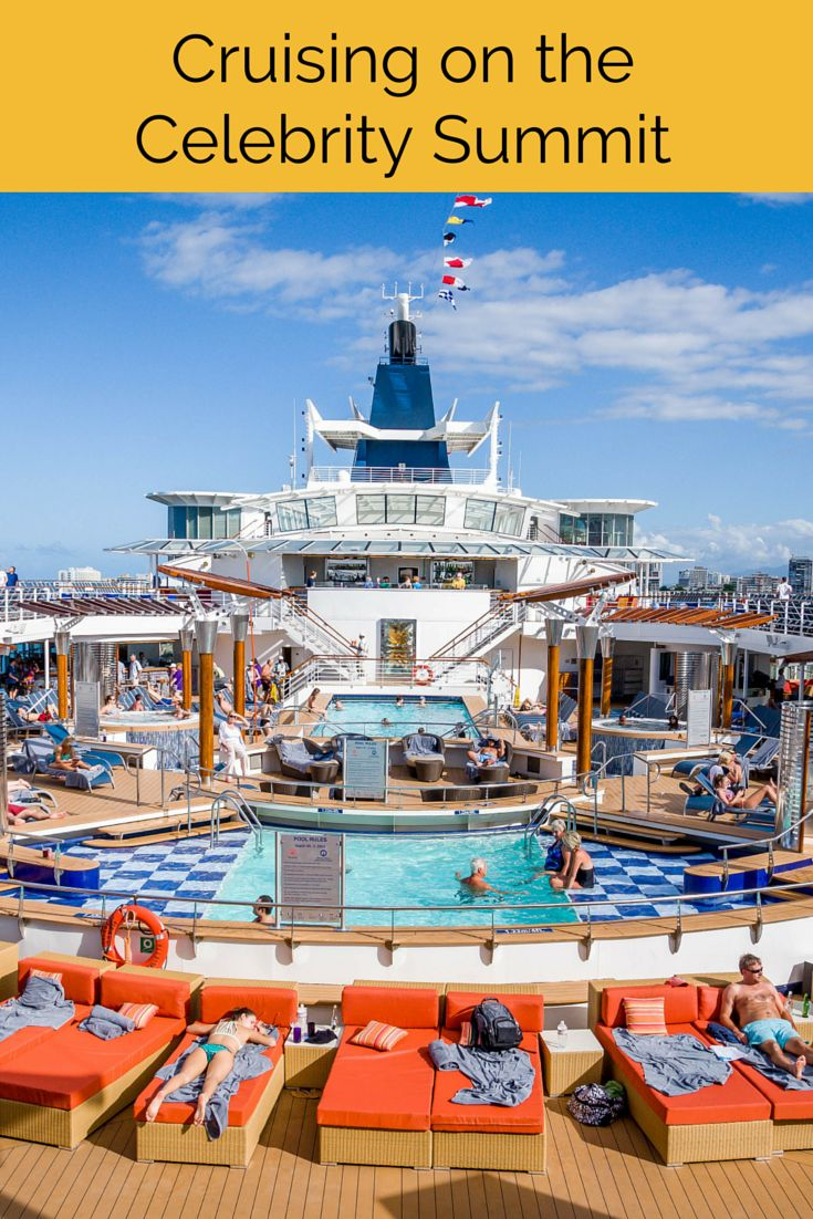 Here's our take on what it's like to cruise on the Celebrity Summit