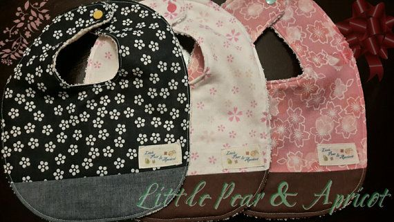 Beautiful & adorable bibs for babies(newborn to 12 months old). These bibs are very soft and very absorbent so great for everyday use. Also, great gift for baby showers or birthday parties.