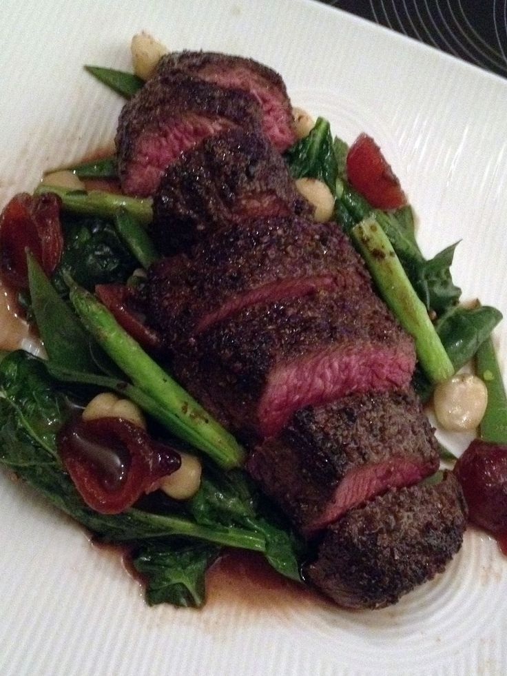 My Infuzion - Tales of Food, Wine and Travel: TRUE BLUE KANGAROO recipe.