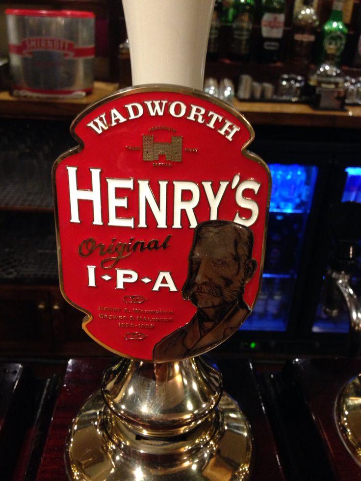 Henry's IPA, Wadworth
