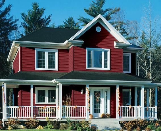 7 Popular Siding Materials To Consider: 15 Best Homeway Homes Siding And Trim Images On Pinterest